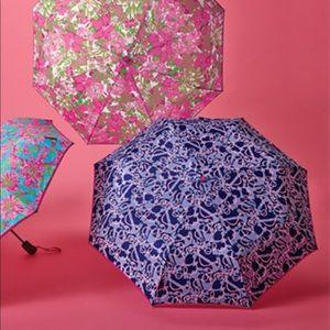 Lilly Pulitzer Booze Cruise Print Umbrella